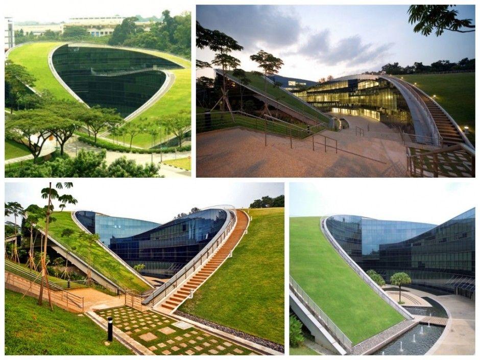 26 futuristic urban farms and green spaces [pics] Urban