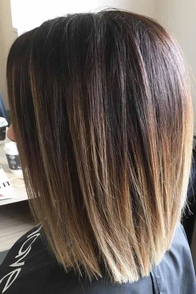27 Pretty Shoulder Length Hair Styles Haircuts For Medium Length