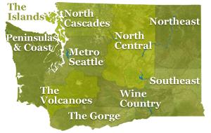 Mobile-Optimized Regions of Washington State