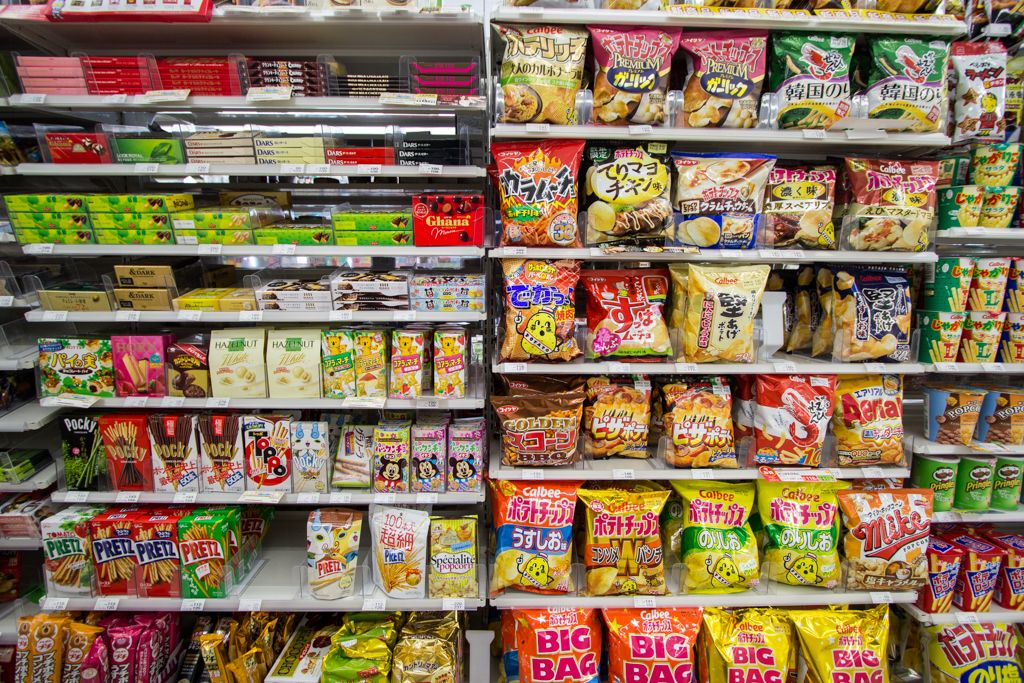 11 reasons to love japans konbinis japan! japanese snacks