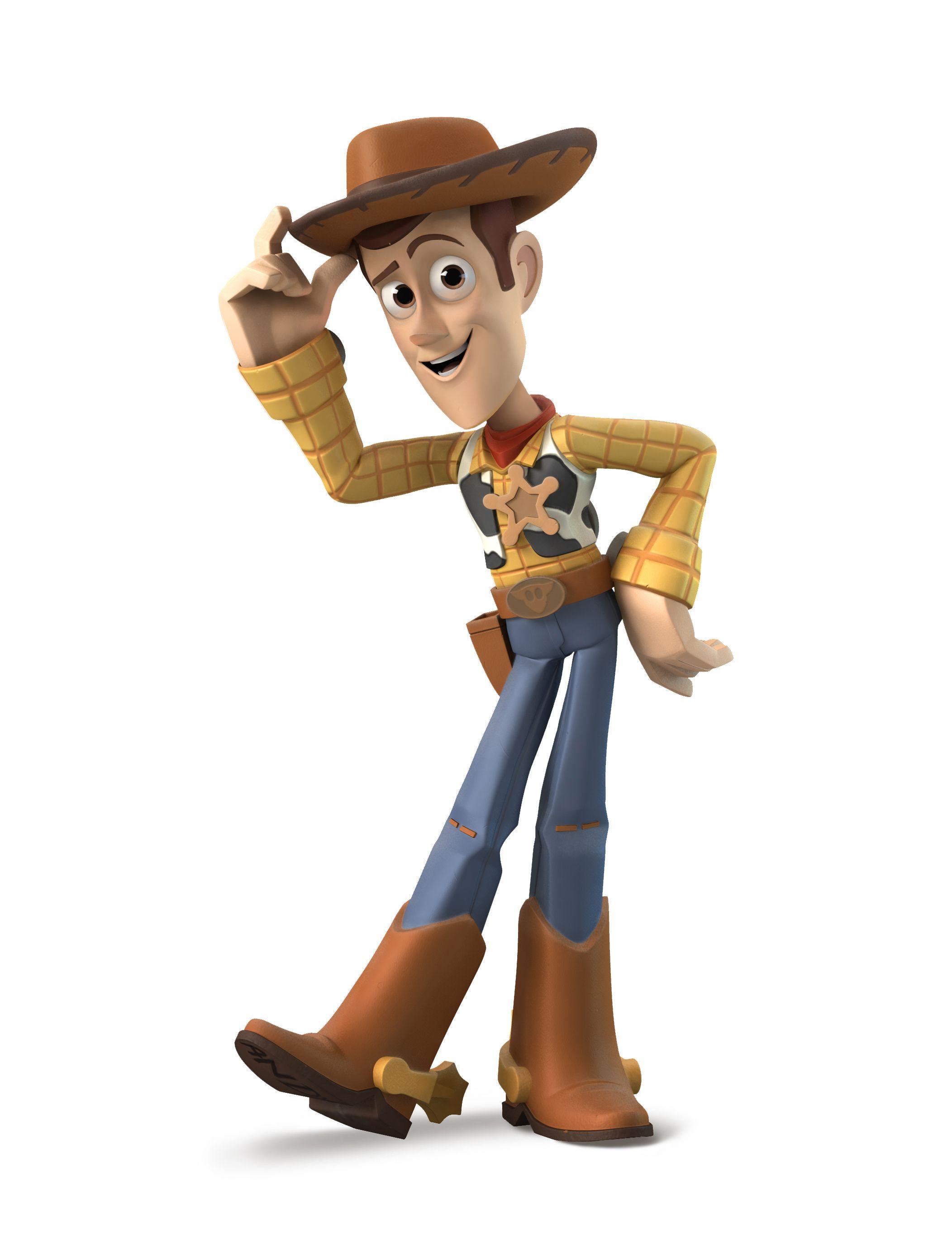 Disney Infinity Toy Story Woody