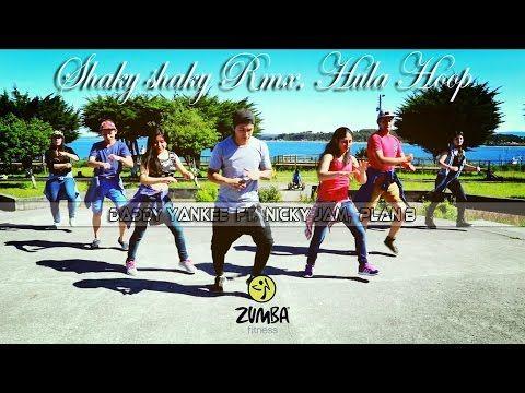 Daddy Yankee - HULA HOOP (REMIX)- ZUMBA® - Zin Jordán Castillo - YouTube