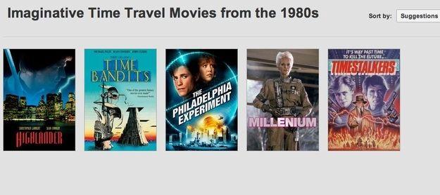 12 Oddly Specific Netflix Categories