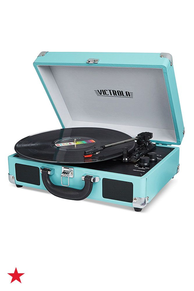 Victrola Solid Suitcase Bluetooth Record Player Reviews Home Macy S Bluetooth Record Player Suitcase Record Player Record Player