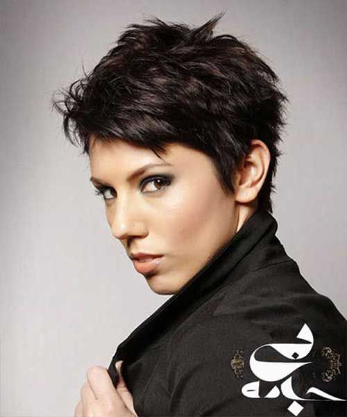 10 Short Pixie Haircuts For Thick Hair Pixie Haircut For Thick
