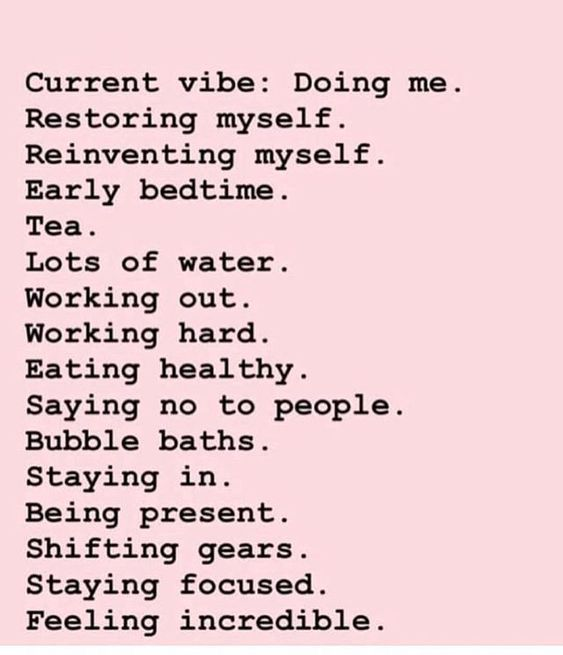 Boundaries are my 2020 mantra