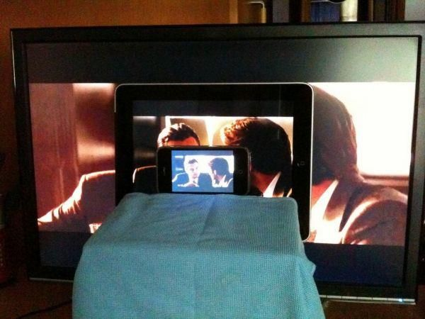 How to watch Inception.