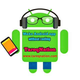 Create Android App without programming skills Android