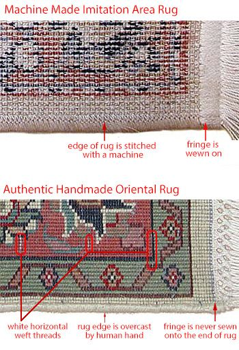 Handmade Vs Machine Made Rugs