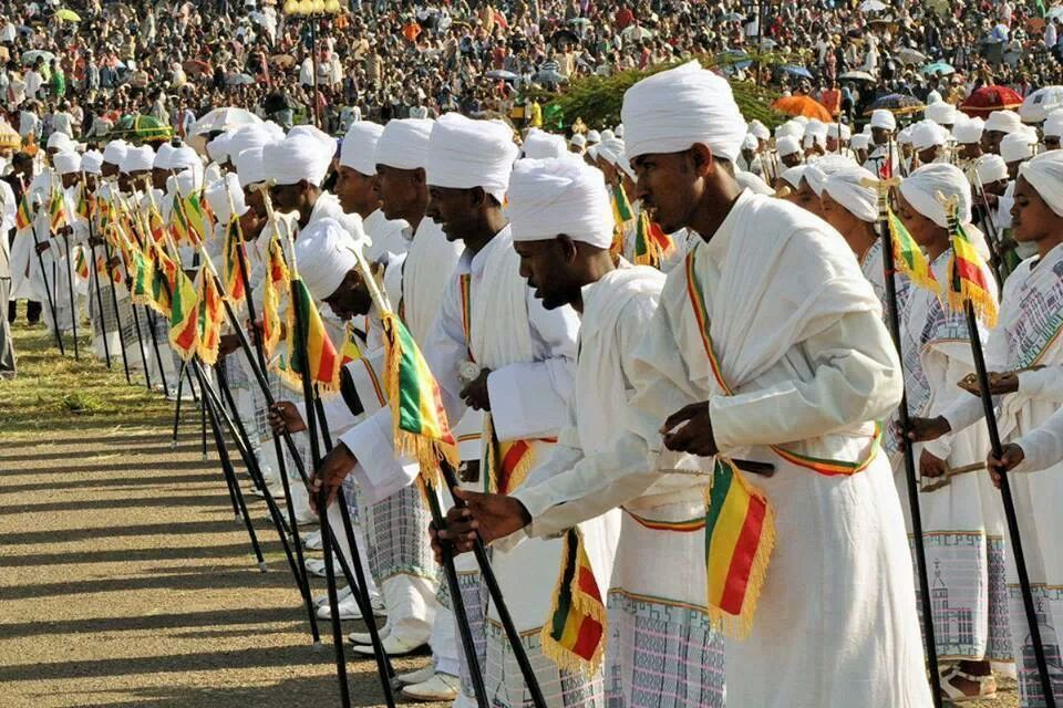Ethiopian Christmas Day is celebrated on Jan. 7 to