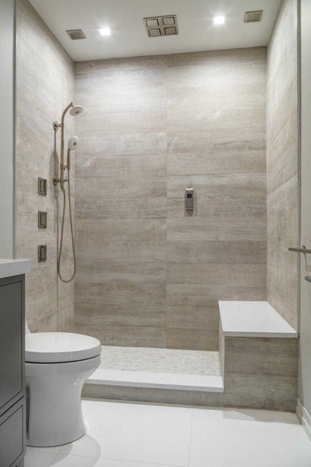 Best Kitchen Gallery: 99 New Trends Bathroom Tile Design Inspiration 2017 31 Master of Design For Bathroom  on rachelxblog.com