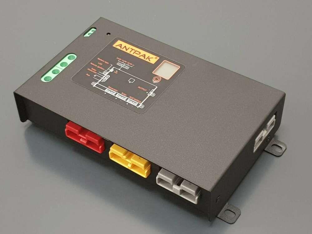 Antpak Dual Battery System Dc To Dc Charger Installation Smart Hub For Redarc Ebay Smart Hub Battery Installation
