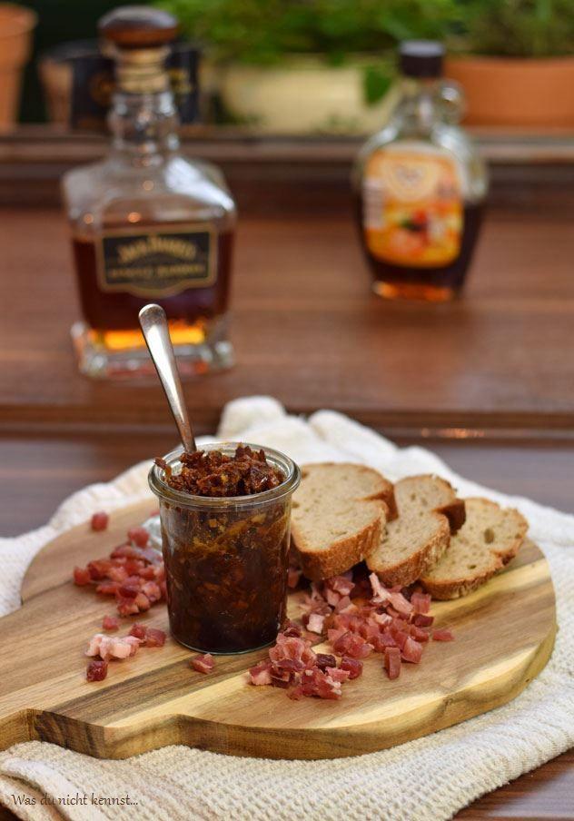 Bacon Marmelade Rezept