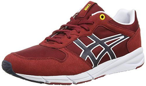 Asics Shaw Runner, Sneakers Basses Mixte adulte