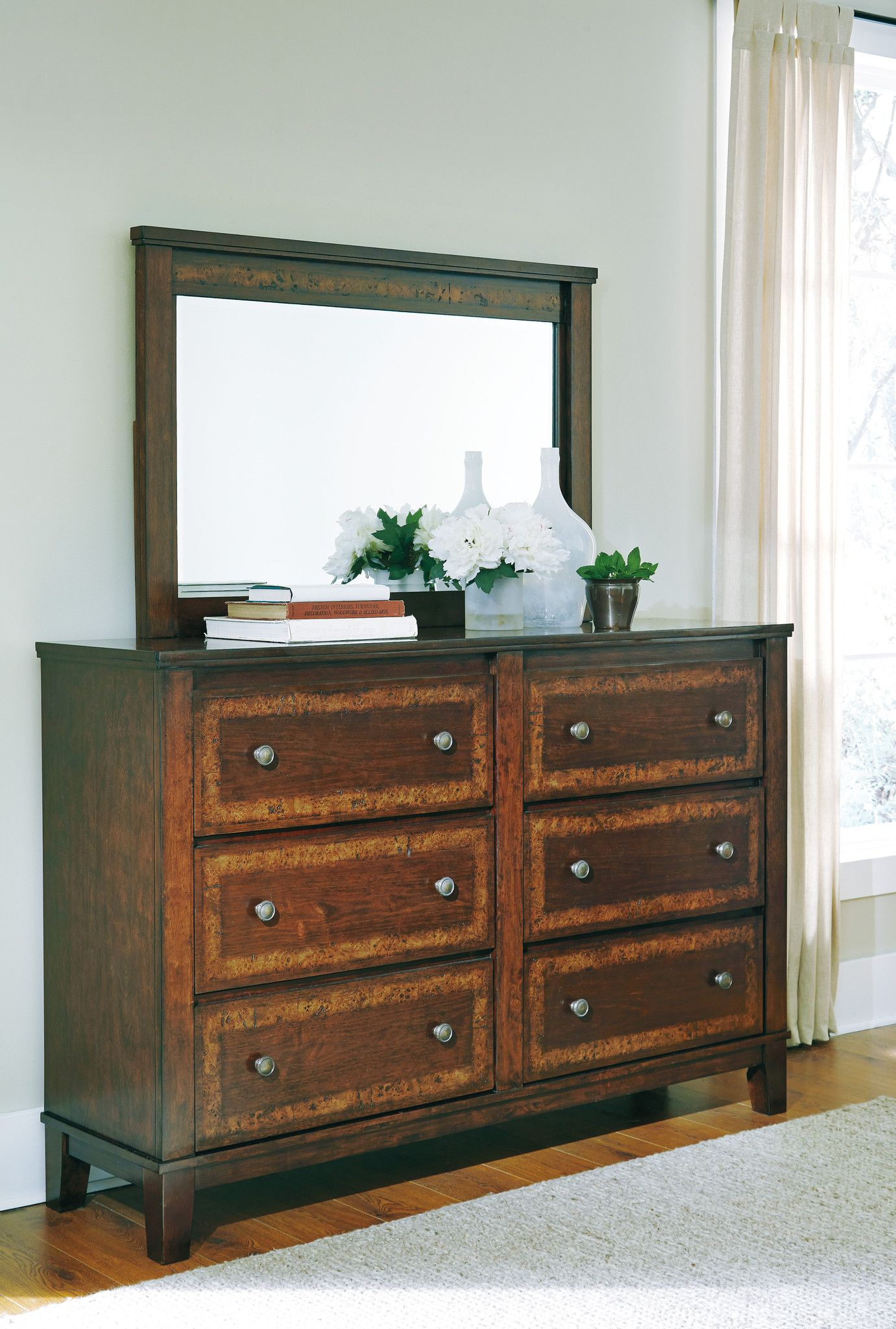 Furniture Bedroom Dressers Traditional