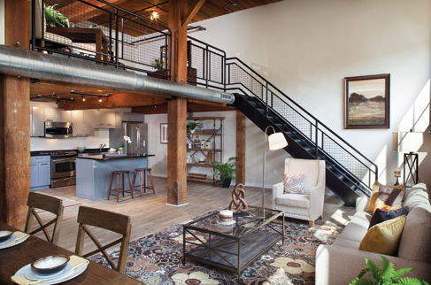 DNA Lofts Boston Luxury Properties I Live With You Pinterest