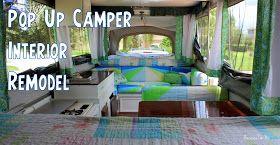 Camper cushion redo