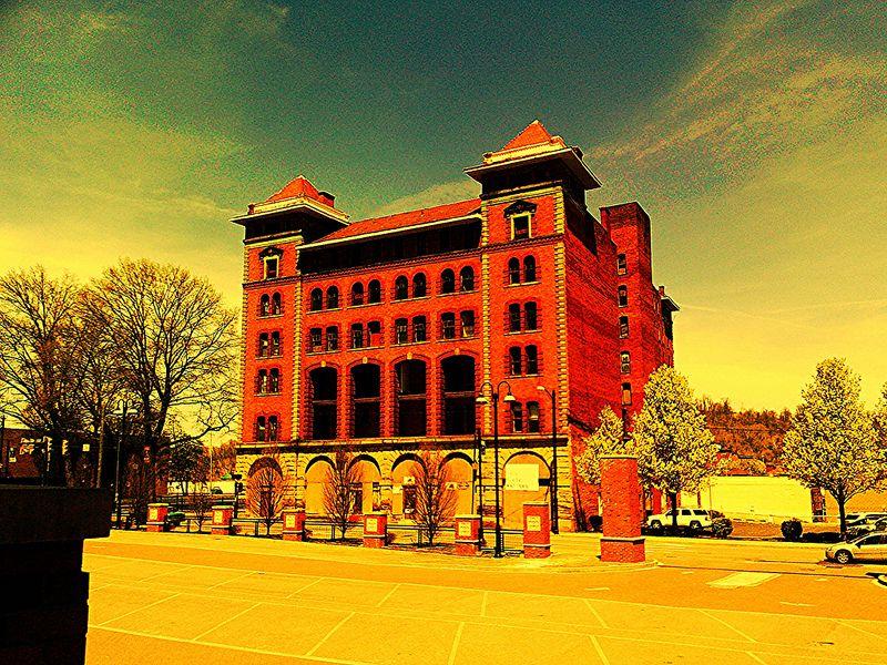 The Waldo Hotel Clarksburg, WV