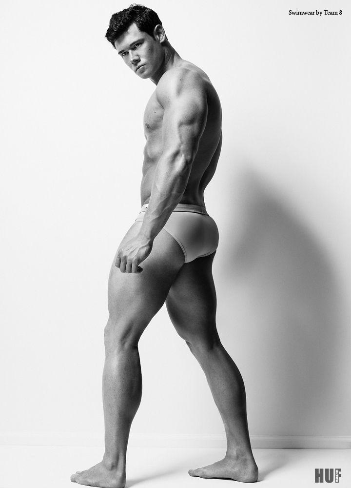BrianLewis_GregVaughan_HUFMag_06 | Sexy Back | Pinterest | Anatomía ...