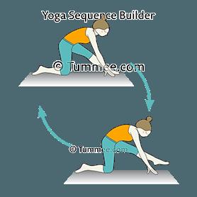 Half Split Pose Variation Front Foot Up Flow Yoga Ardha Hanumanasana Variation Front Urdhva Pada Vinyasa Yoga Sequences Benefits Variations And Sanskrit Vinyasa Yoga Sequence Yoga Poses Advanced Yoga Poses