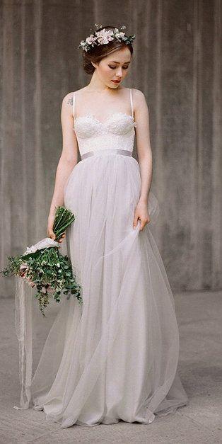 Romantic Wedding Dresses Ballet Inspired Wedding Gown Rustic Wedding Dress Rustic Wedding Dress Lace Online Wedding Dress Wedding Dresses Simple