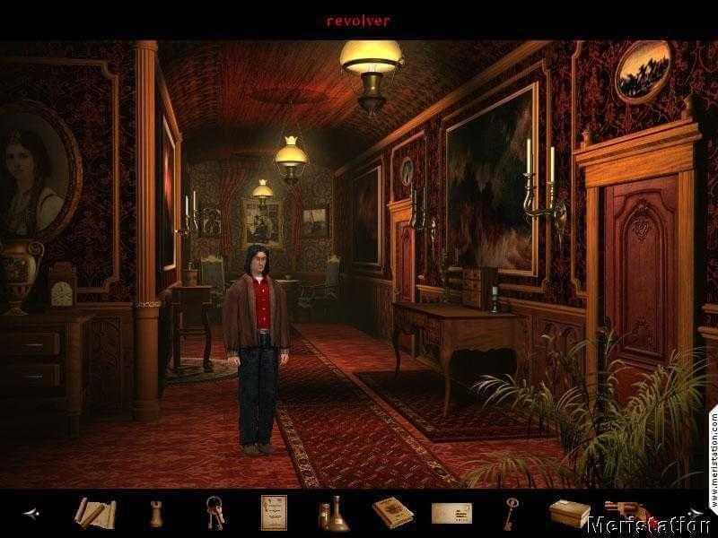 The Black Mirror Español Dvd Full Game Pc Rip Black Mirror Aventura Descarga Juegos