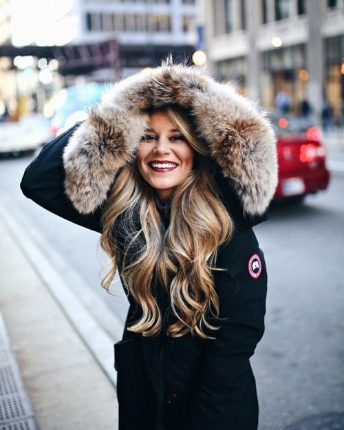 Dream Beauty Galaxy On Tumblr Beauty Fashion Makeup Style Winter Outfits Canada Winter Outfits Warm Canada Goose Jackets