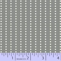 Michael Miller Let/'s Pretend DC5828 Gray marionettes BTY Cotton Fabric
