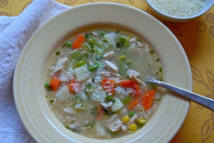 Turkey Soup...advantage carcass