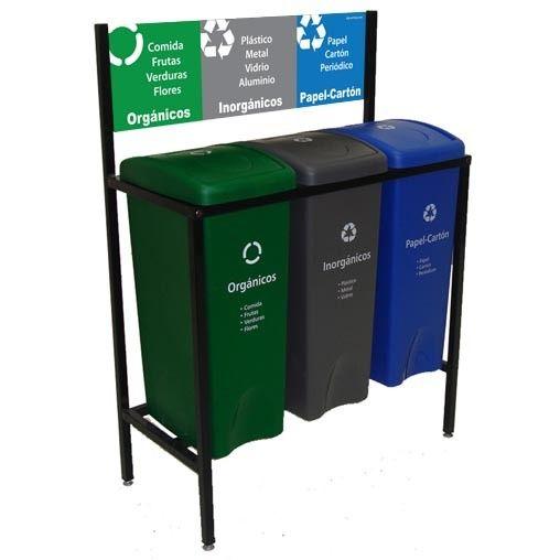 Pin de alproshop en contenedores para basura contenedores de reciclaje contenedores de basura - Contenedores de basura para reciclaje ...