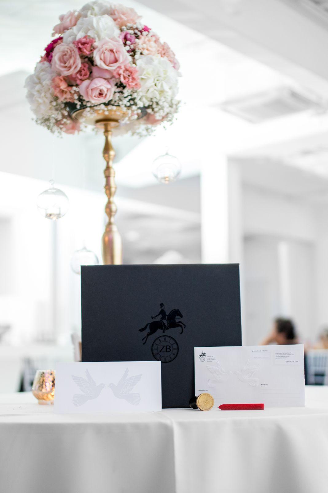 Besonderes Hochzeitsgeschenk | Hochzeitsbriefe Von Zeitbote Ein Besonderes Hochzeitsgeschenk Fur