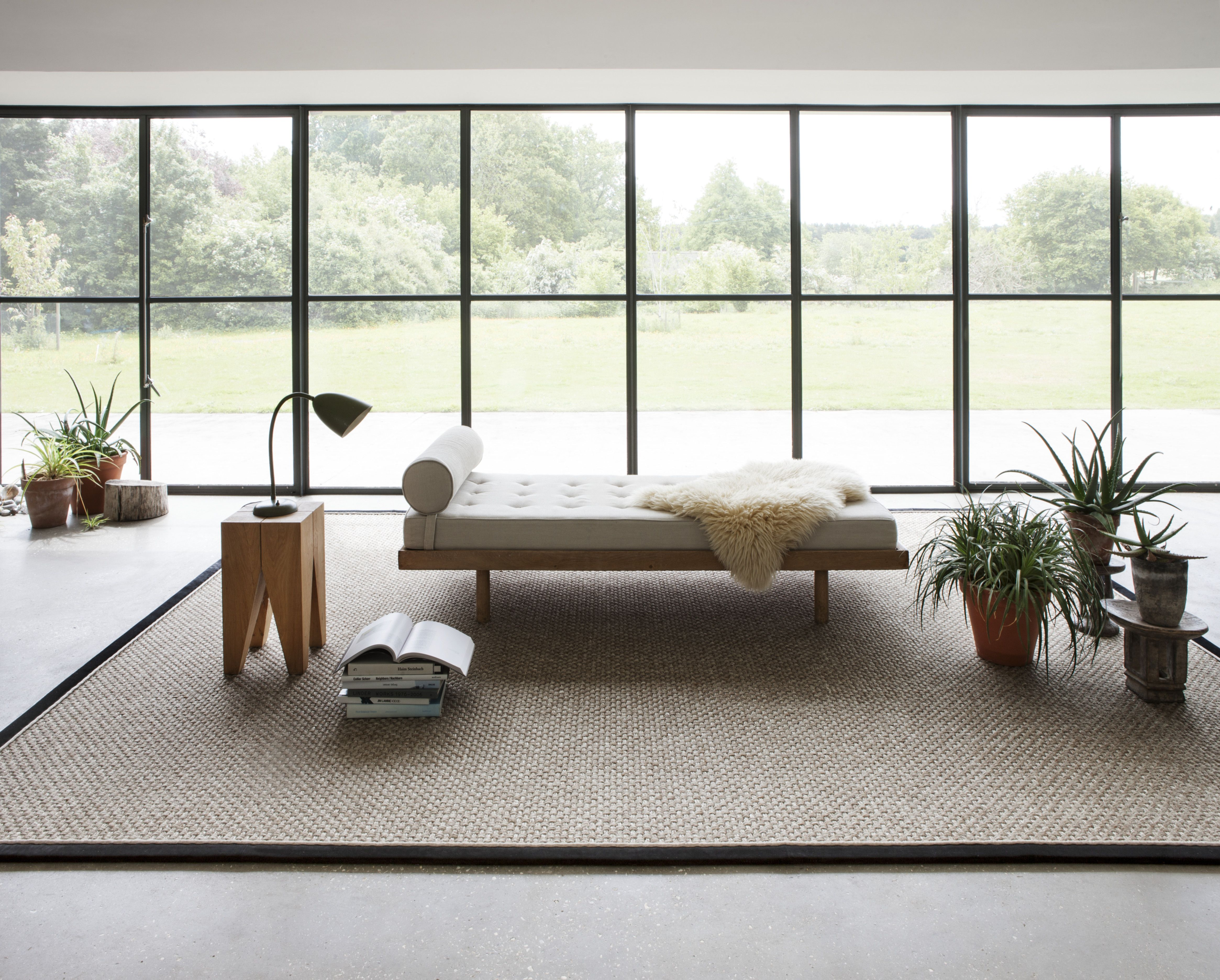 Make Rooms Appear Bigger By Placing Furniture On Top Of Large Rugs, Not  Around The