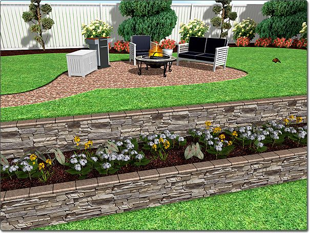 I have a raised bed, made from railroad timbers. I need