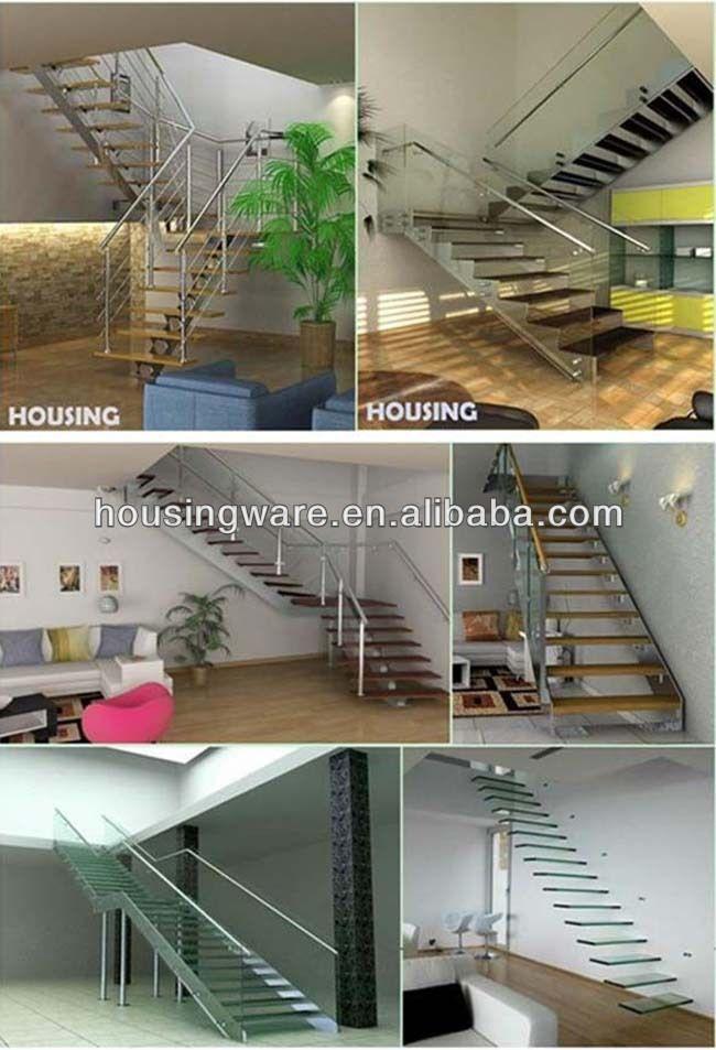 Escaleras Para Casas Pequeas Escalera Interior De Concreto Diseo De