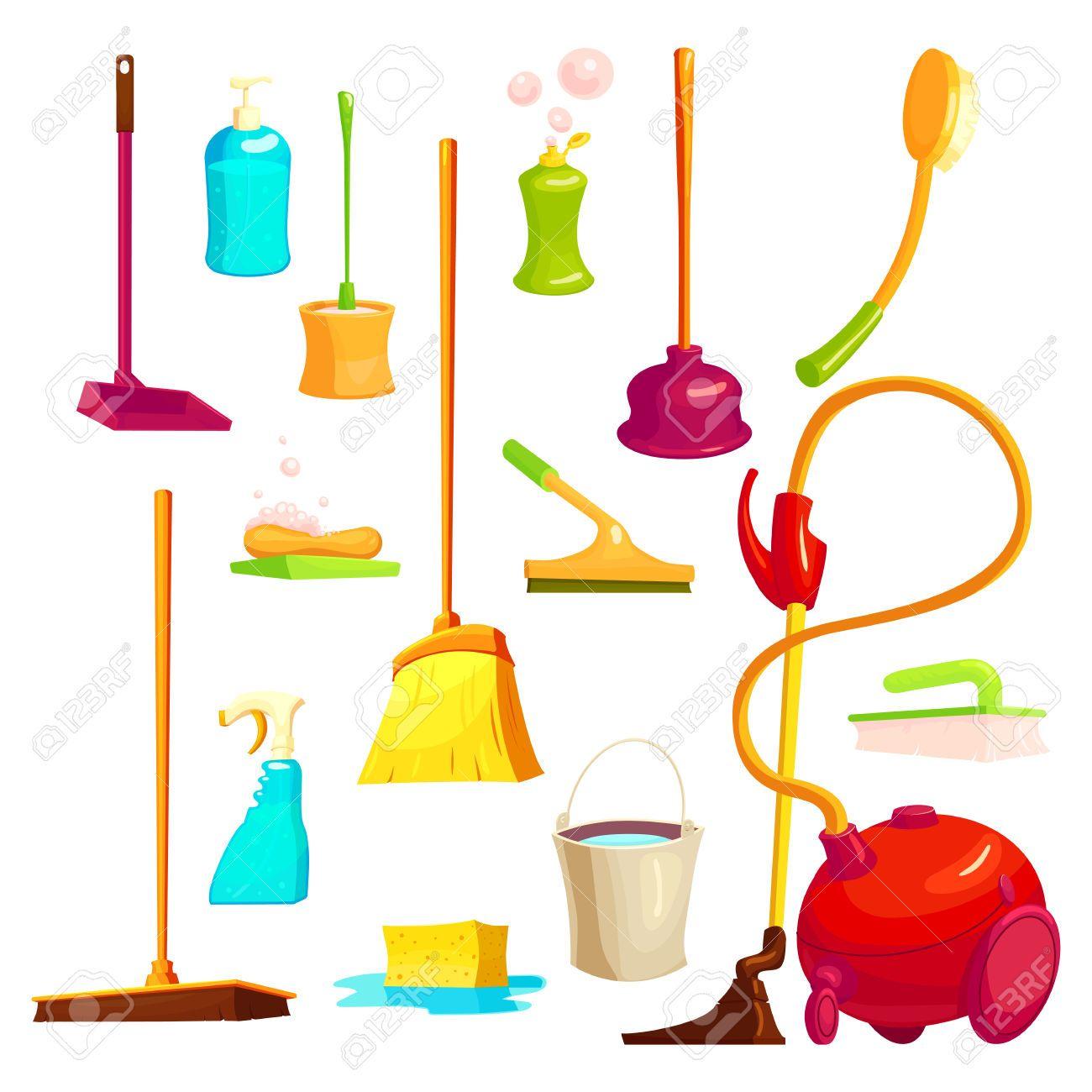 Resultado de imagen para utensilios de limpieza hogar for Utensilios de hogar