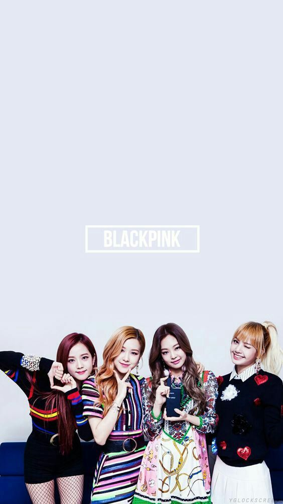Gambar Black Pink Wallpaper