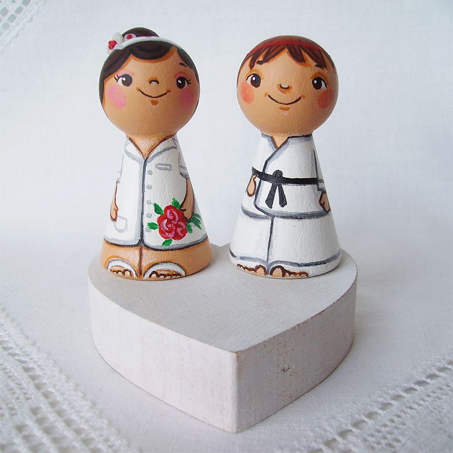 Karate cake topper Sports cake toppers Nurse cake topper Nurse ...