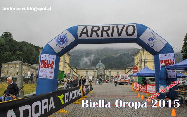 AndòCorri: 1 agosto 2015, Biella (BL) - 40^ BIELLA OROPA - FO...