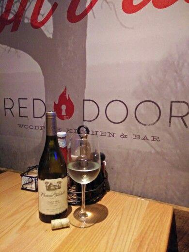Red Door Woodfire Kitchen & Bar Leawood Kansas.