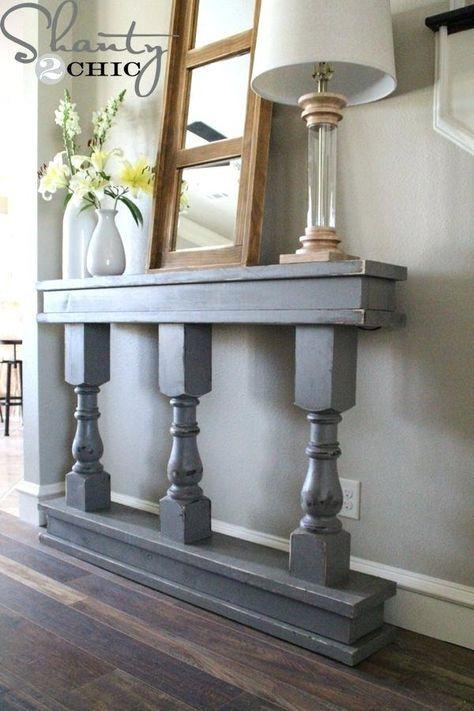 Super Apartment Entryway Narrow Sofa Tables Ideas (With ...