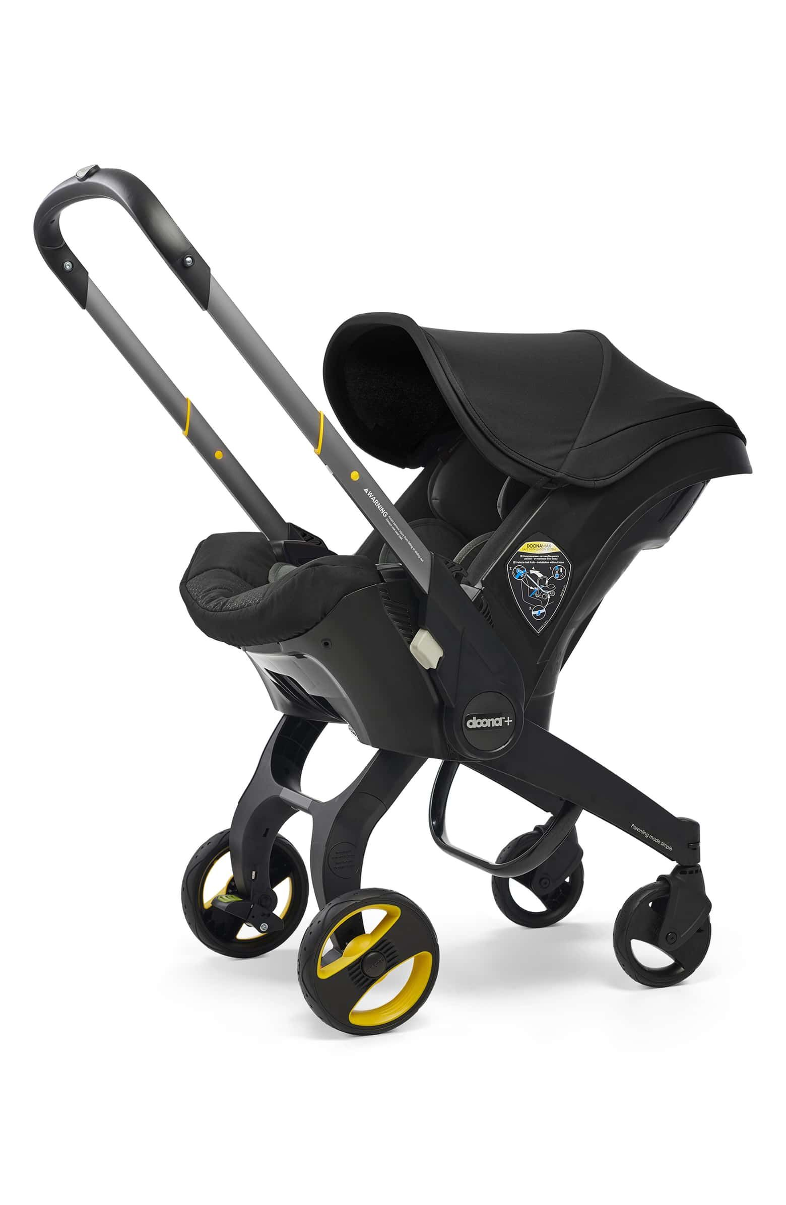 Doona Convertible Infant Car Stroller System