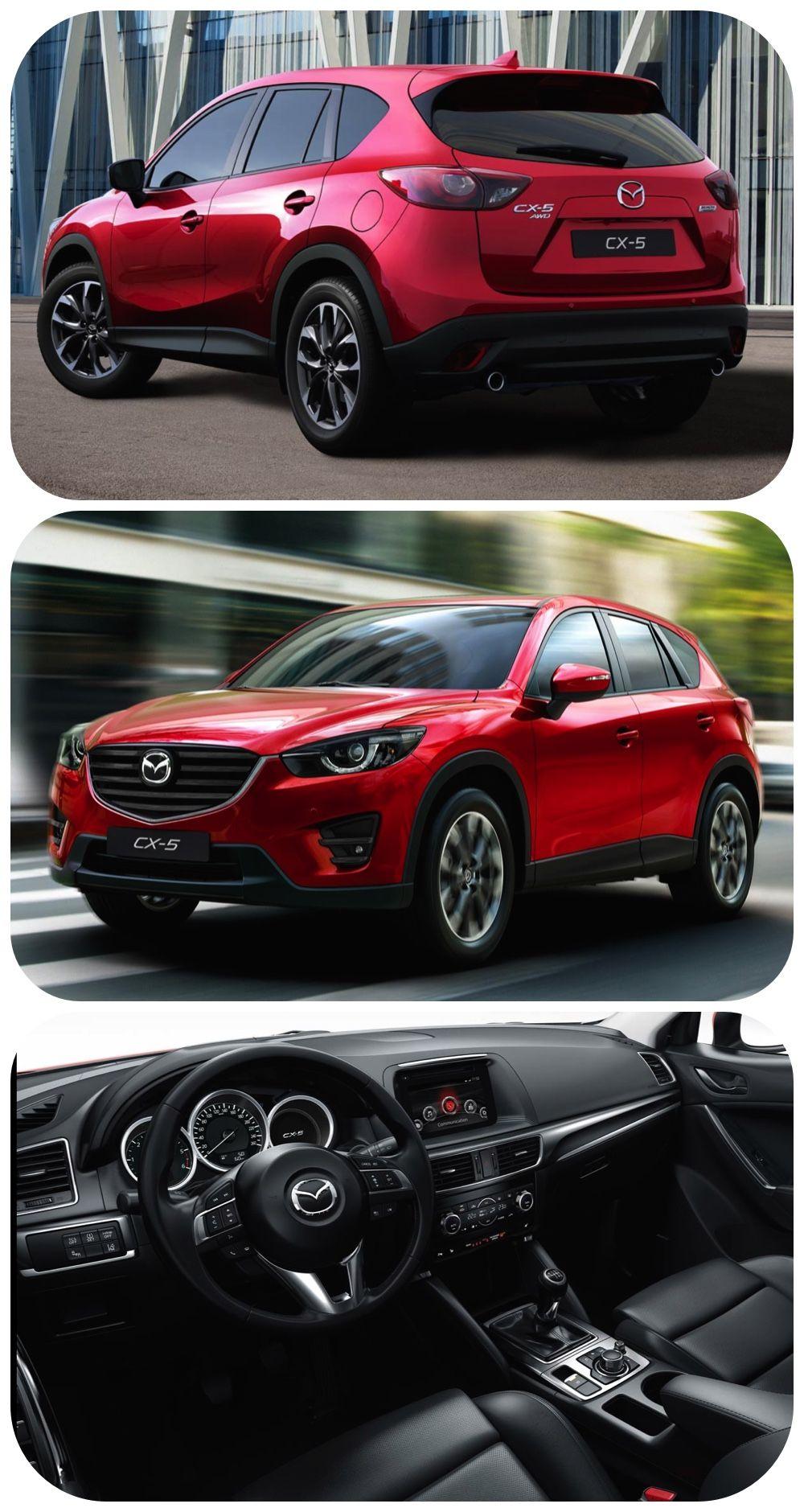 Super Sharp Upgraded Mazda Cx 5 For 2015 Suv Cars Small Suv