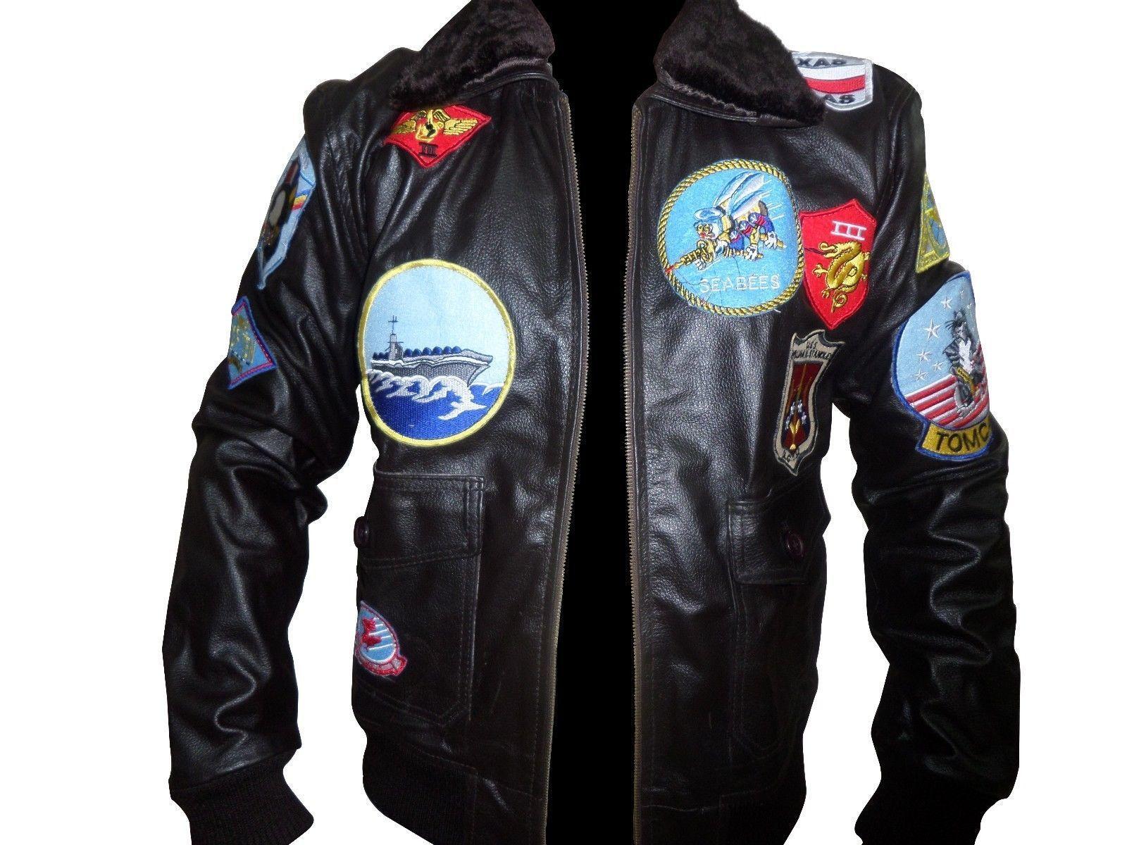 Charles Dotson Stylish Leather Jacket Leather Bomber Jacket Celebrity Jackets [ 1200 x 1600 Pixel ]