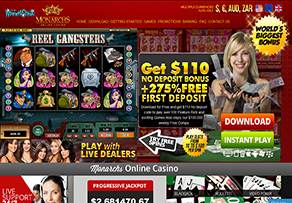Get 110 Free No Deposit Required Casino Magic City Online Casino