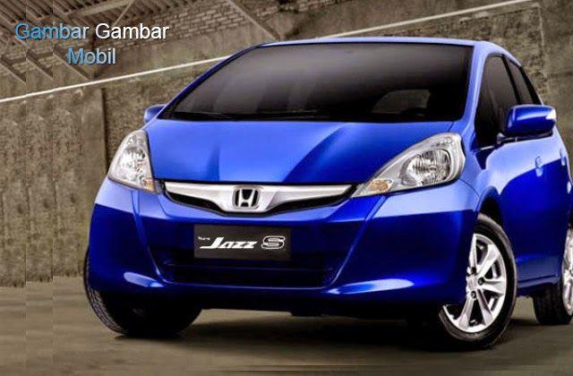 Gambar Mobil Honda Jezz Gambar Gambar Mobil Honda Mobil Biru