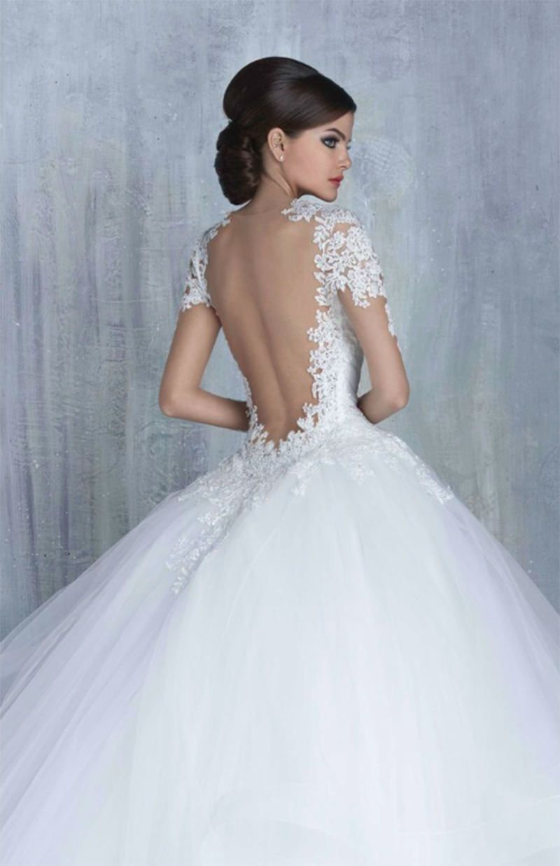 TONY CHAAYA 2016 BRIDAL   Princess wedding dresses www ...