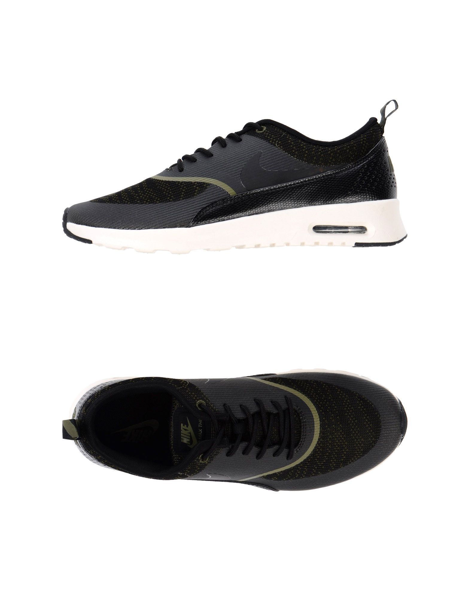 67b081c0bb7 Nike Low-Tops - Nike Air Max Thea golden stripe | Sneak peek | Nike ...