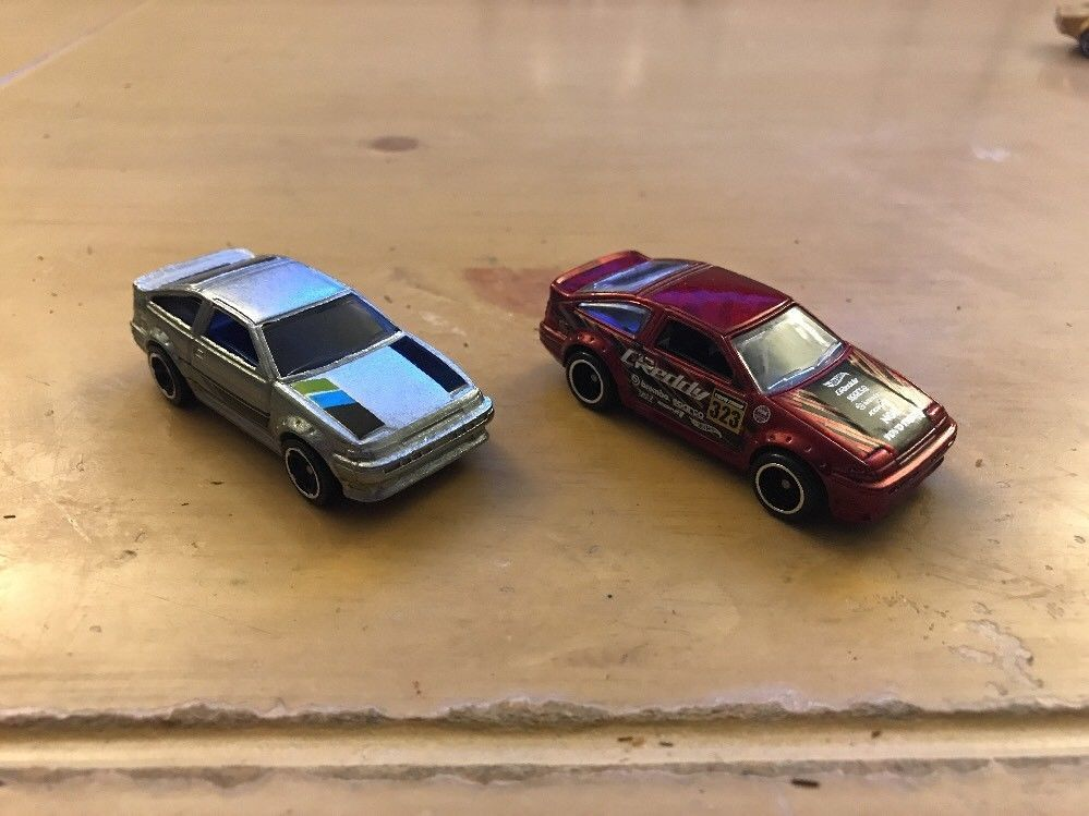 Nice Great Hot Wheels Toyota Corolla Ae86 Super And Zamac Loose 2018 Check  More At Http