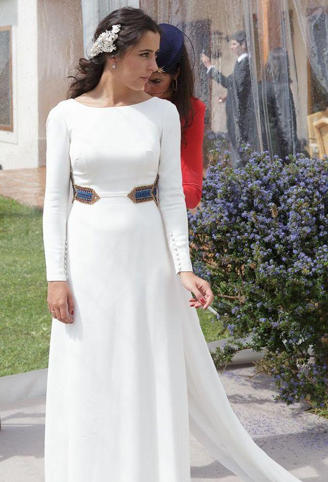 Vestidos novia asturias