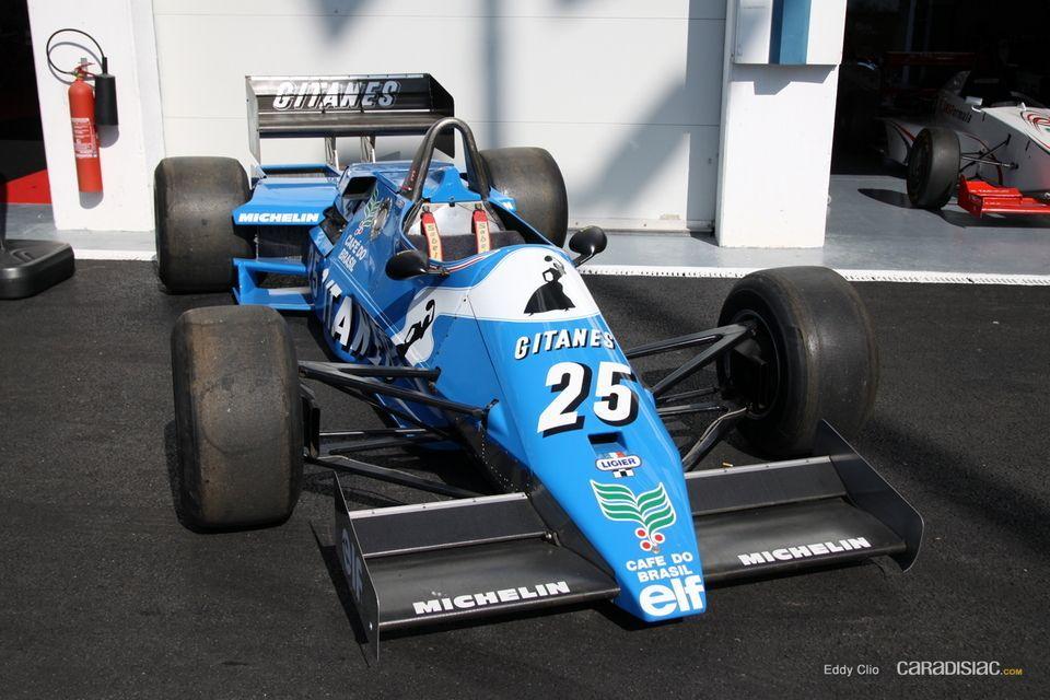 Photos du jour Ligier JS21 Photo du jour, Formule 1 et